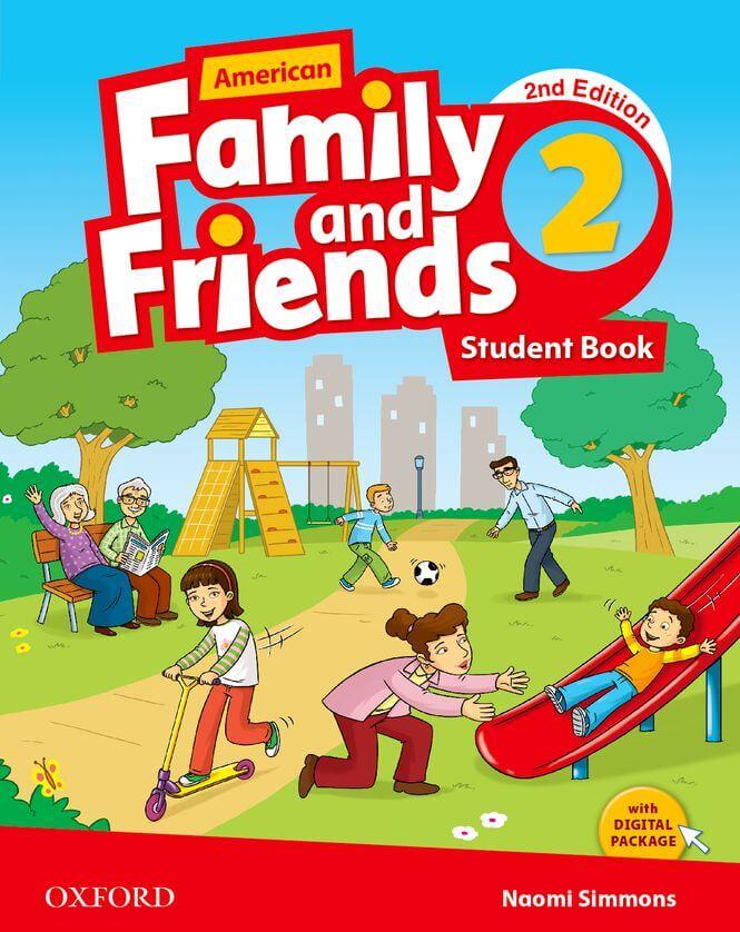 Oxford level 2 knjiga za tecaj engleskog za djecu