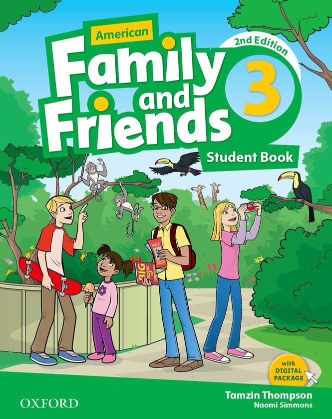 Oxford level 3 knjiga za tecaj engleskog za djecu