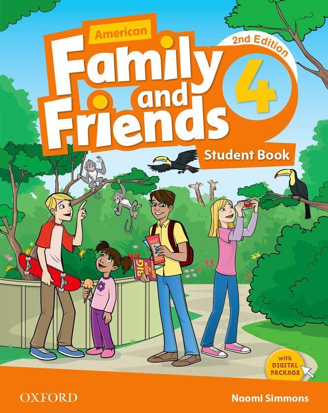 Oxford level 4 knjiga za tecaj engleskog za djecu