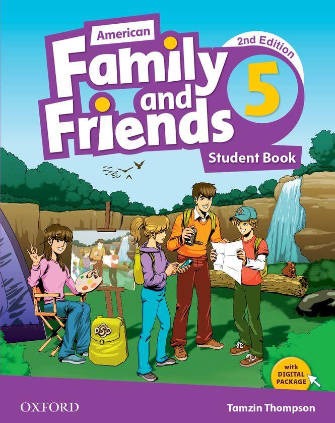 Oxford level 5 knjiga za tecaj engleskog za djecu
