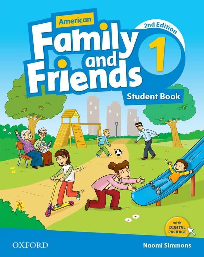 Oxford level 1 knjiga za tecaj engleskog za djecu